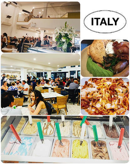 Italy Cafe Ristorante e Bar